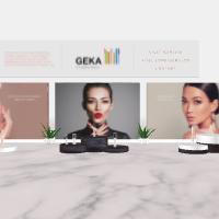GEKA GmbH Booth at Webpackaging LIVE