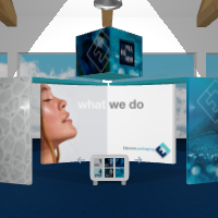 Element Packaging Booth at Webpackaging LIVE